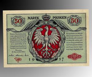 50marek polskich