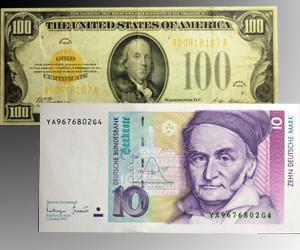 dolar i marka
