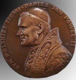 medal JP II