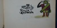 Tytus Romek i A'Tomek księga IV, pierwsze wydanie 1969 nr 1