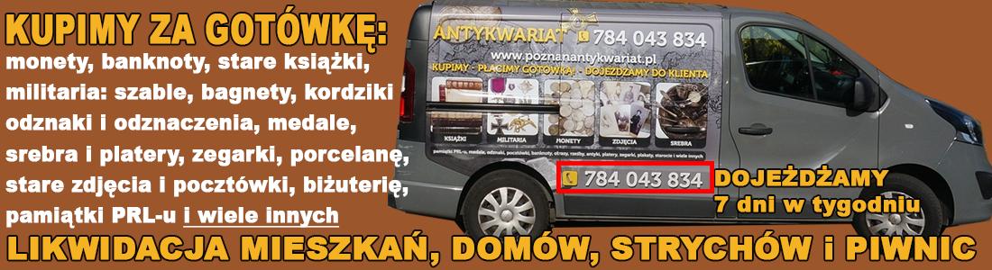 Antykwariat Poznań