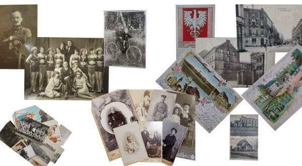 Stare zdjęcia i pocztówki