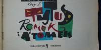 Tytus, Romek i A'Tomek księga II, wydanie pierwsze , rok 1967 nr 4